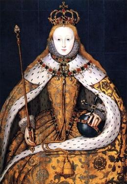 Elisabeth I Coronation