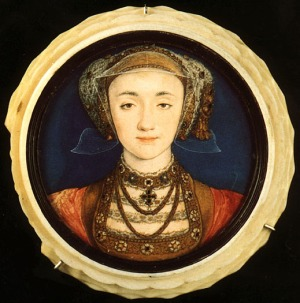 A Miniature of Anne of Cleves