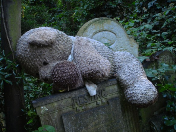 The Teddy Bear, Abney