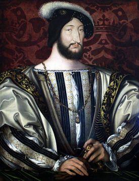 Francisco I de Francia, circa 1530, Museo del Louvre