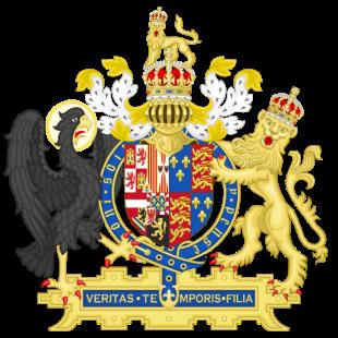 Escudo de Armas de María y Felipe